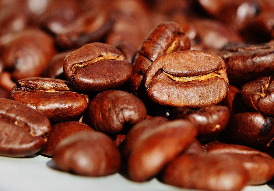 Top coffee proding countries